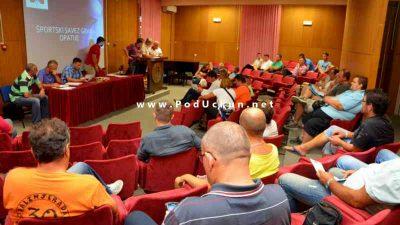 Održana izvanredna sjednica Skupštine Sportskog saveza grada Opatije