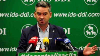 IDS i SDP ipak idu zajedno na parlamentarne izbore u 8. izbornoj jedinici