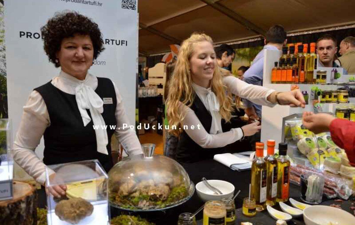 Sutra počinje Festival istarskih tartufa @ Buzet