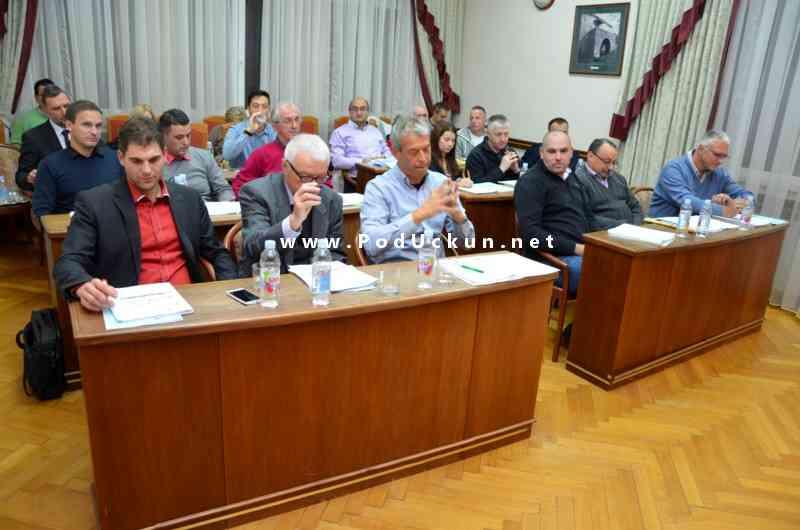Raspušteno vijeće  - Posljednja matuljskog sjednica vijeća