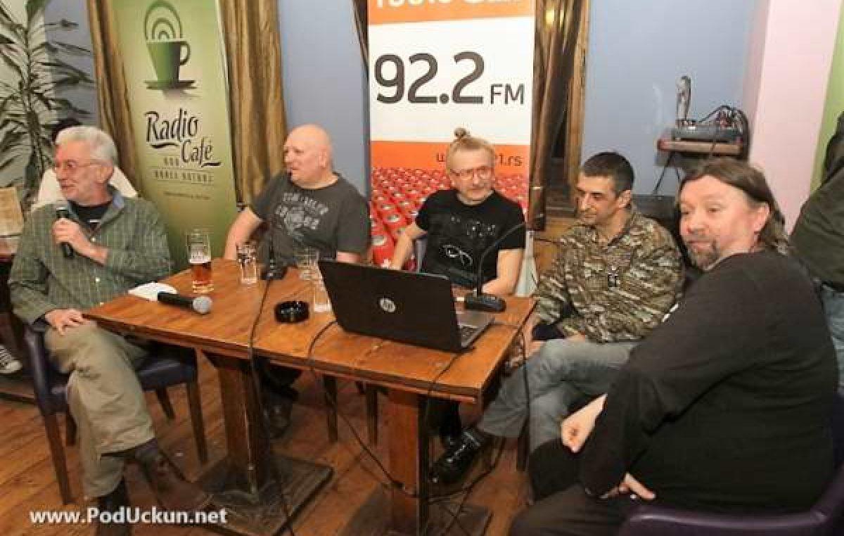 Nenad Marjanović dr. Fric na Empeduji će promovirati novu knjigu 'Topnički dnevnici'