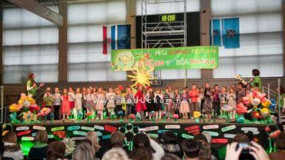 5. Mići domaći festival Dječjeg vrtića Matulji sutra u Školskoj sportskoj dvorani