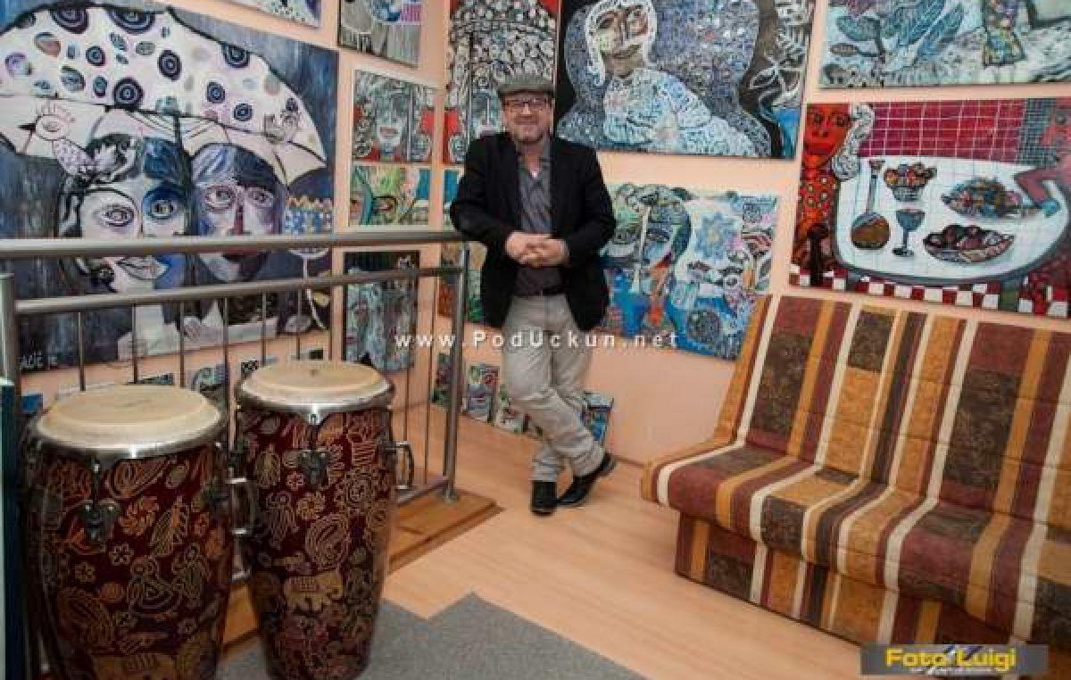 Otvorenje izložbe Borisa Kačića i Emila Omana ovog petka u galeriji Laurus @ Lovran