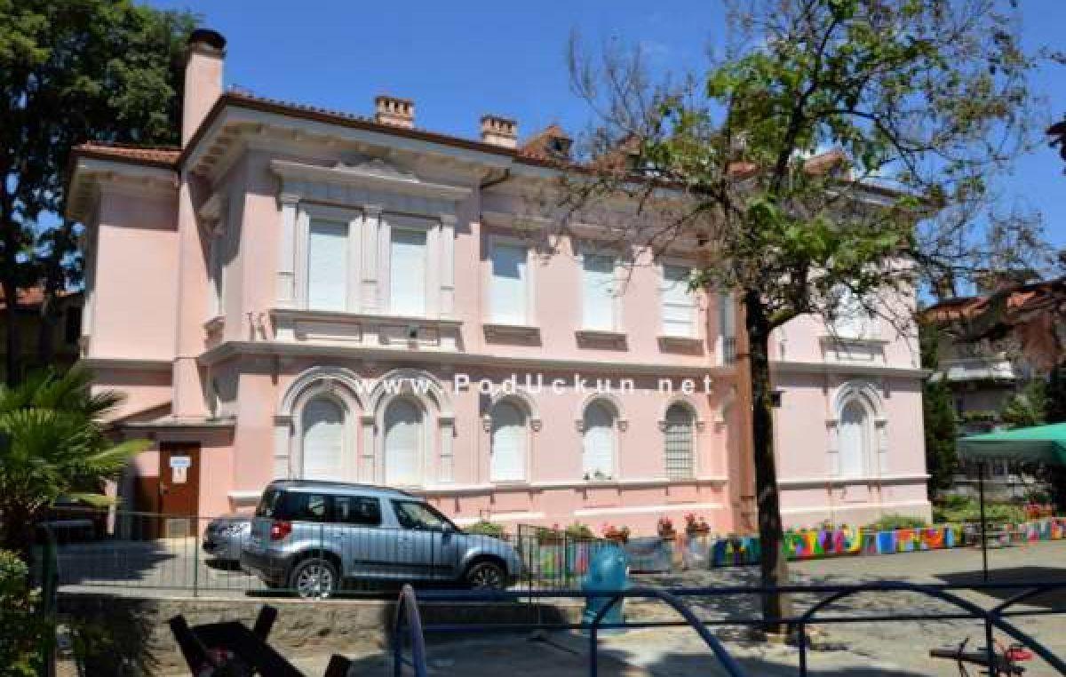 Prijedlog gradonačelnika Dujmića – Prodaja zgrade starog vrtića, zgrada Doma zdravlja na Novoj cesti umirovljenicima za dnevni boravak