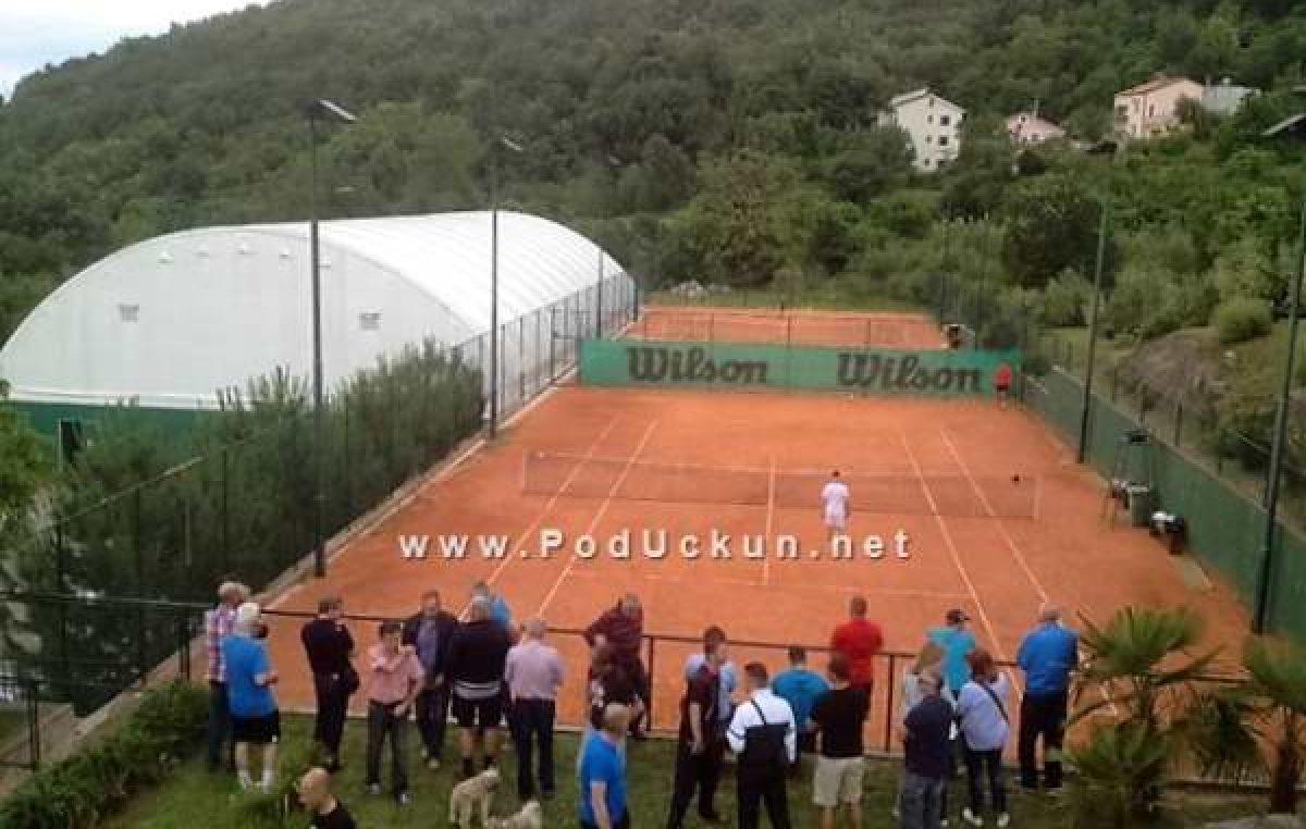 Otvorene prijave za 25. tradicionalni rekreativni tenis turnir 'Rukavac open'