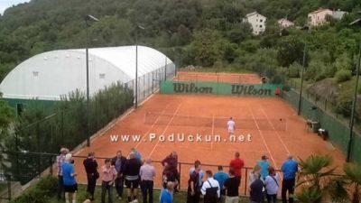Otvorene prijave za 24. tradicionalni rekreativni tenis turnir 'Rukavac open'