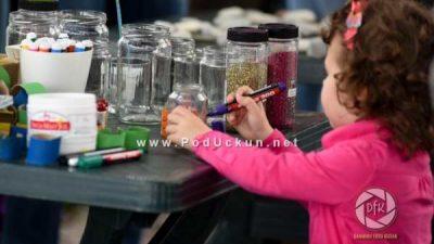 Ove nedjelje Dječji dan grada Kastva i 17. Mića slikarska delavnica