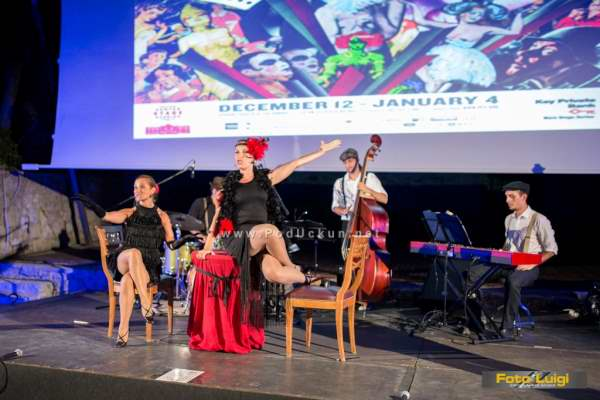 Foto Luigi Opatija, Festival Opatija, Cabaret a la Carte aug2016
