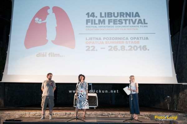 Foto Luigi Opatija, Liburnia Film Festival 2016, Otvorenje