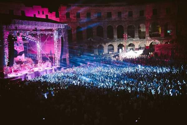 Sedmosatni koncert otvorenja 9. Outlook festivala (Foto: Danijel Kišić)