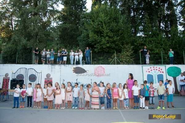 Svečanost za prvaše u Voloskom