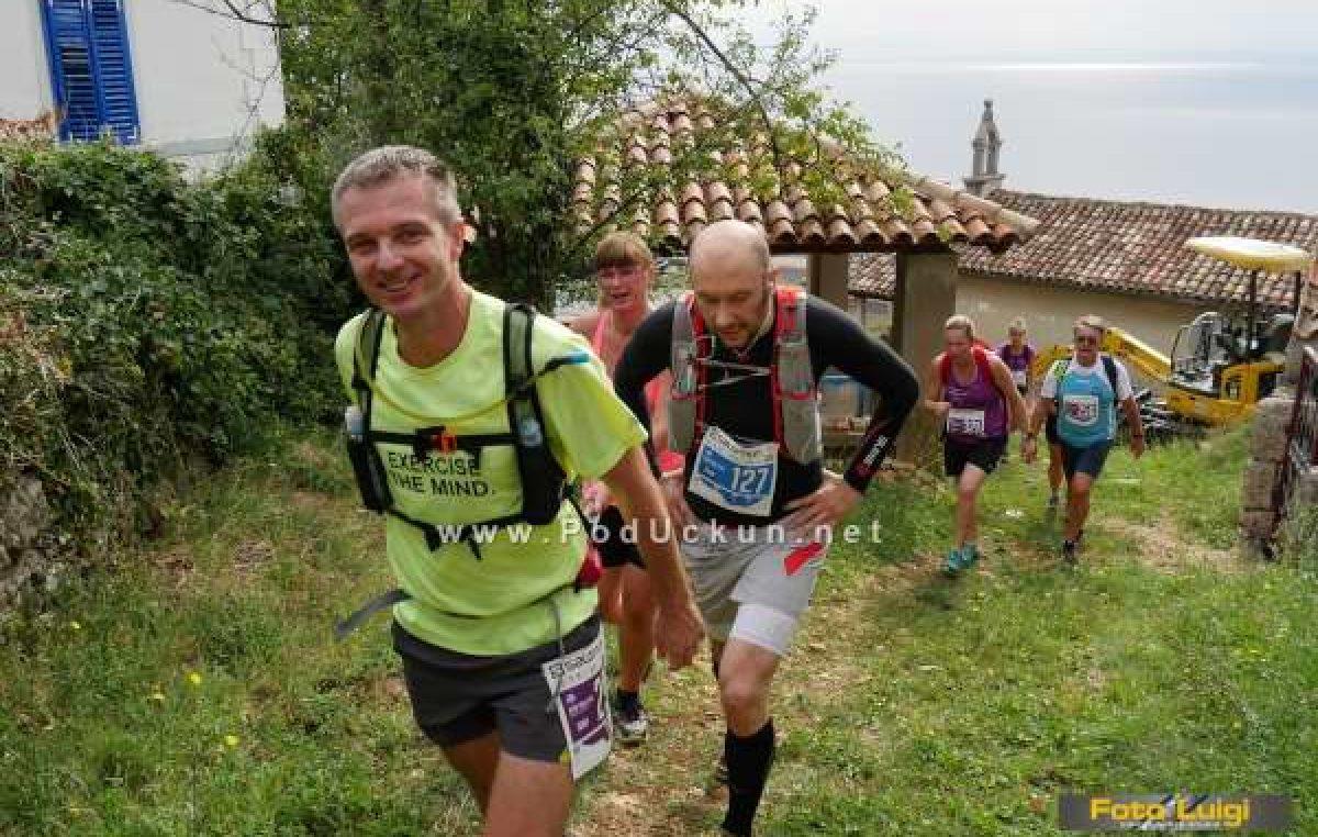 Prve subote u svibnju održava se Učka drito zdolun, jedinstvena trail utrka u Hrvatskoj