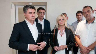 Liburnija uvjerljivo za Milanovića – Bivši premijer odnio pobjedu u svim gradovima i općinama