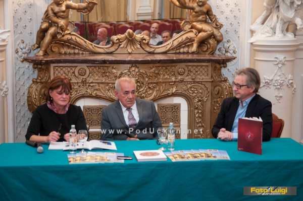 Foto Luigi Opatija, Promocija knjige Zagonetni Mor?i?i, Gjon A