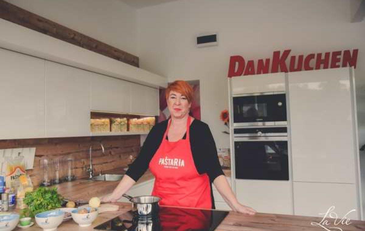 Najavljena kulinarska radionica s Doris Vlah '321 – Doris' @ Crveni križ Opatija