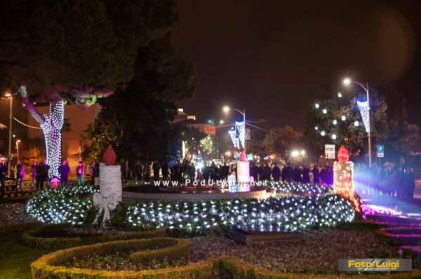 Advent 2016, Foto Luigi Opatija, Grad Opatija, Paljenje 1. adven