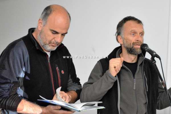 Vanja Vlahović i Marko Žele