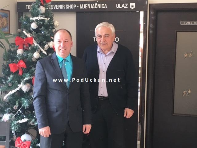 Mladen Prenc i Franjo Butorac