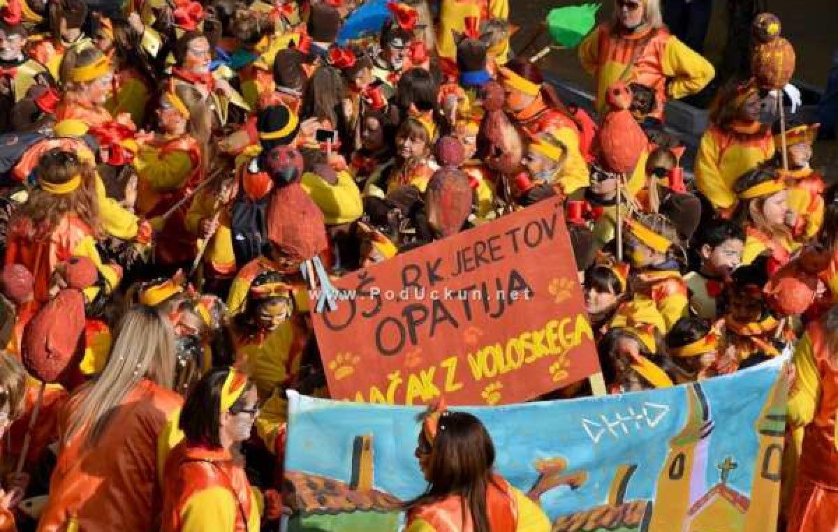 Obavijest o privremenoj regulaciji prometa povodom održavanja Dječjeg karnevalskog korza 2019.