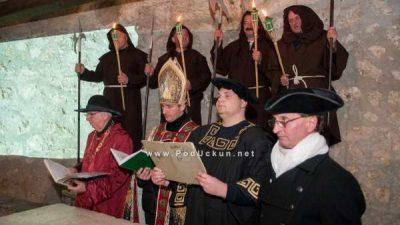 Mošćenice danas slave svoj povijesni dan – Kandalora donosi predavanje i štoriju va pet čini @ Mošćenička Draga