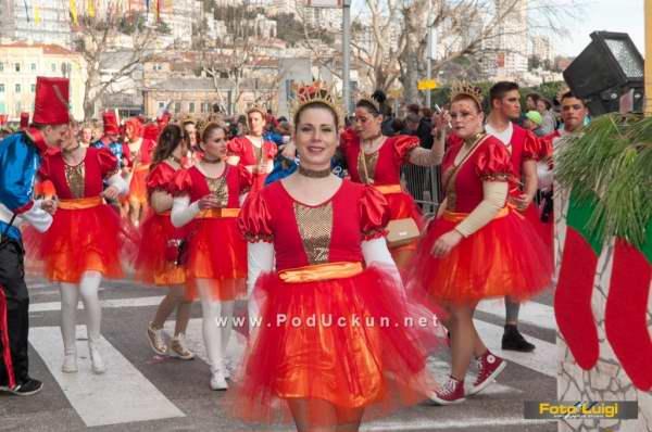 Foto Luigi Opatija, Karneval 2017, Povorka Rijeka