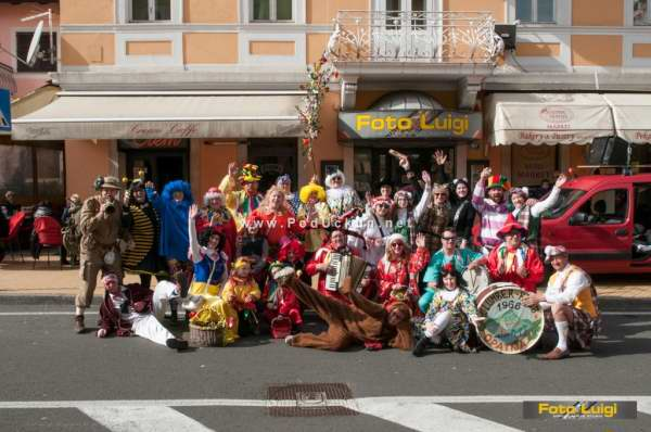 Foto Luigi Opatija, Karneval 2017, Grad Opatija, Lumber klub Pus