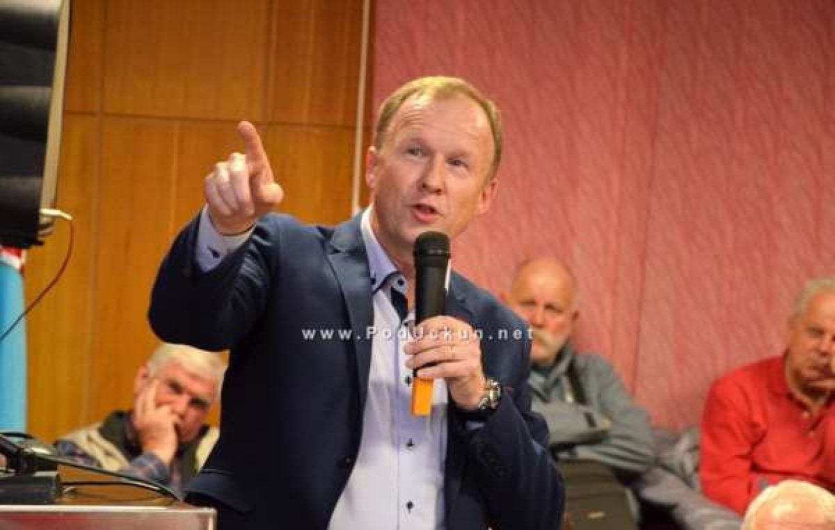 Marko Ćorić i Dina Šverko predstavili program HDZ-a Opatije za lokalne izbore