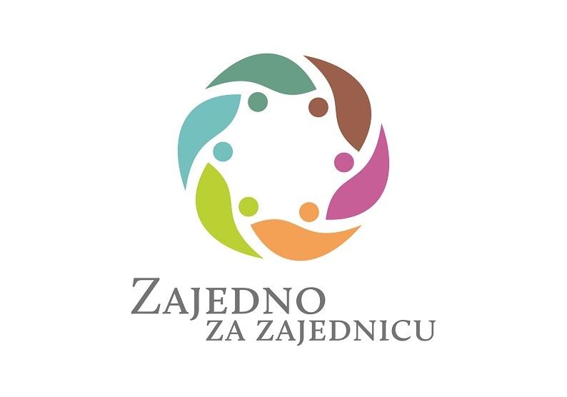 zajedno za zajednicu logo