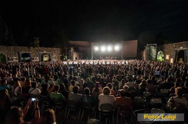 publika velika ljetna pozornica