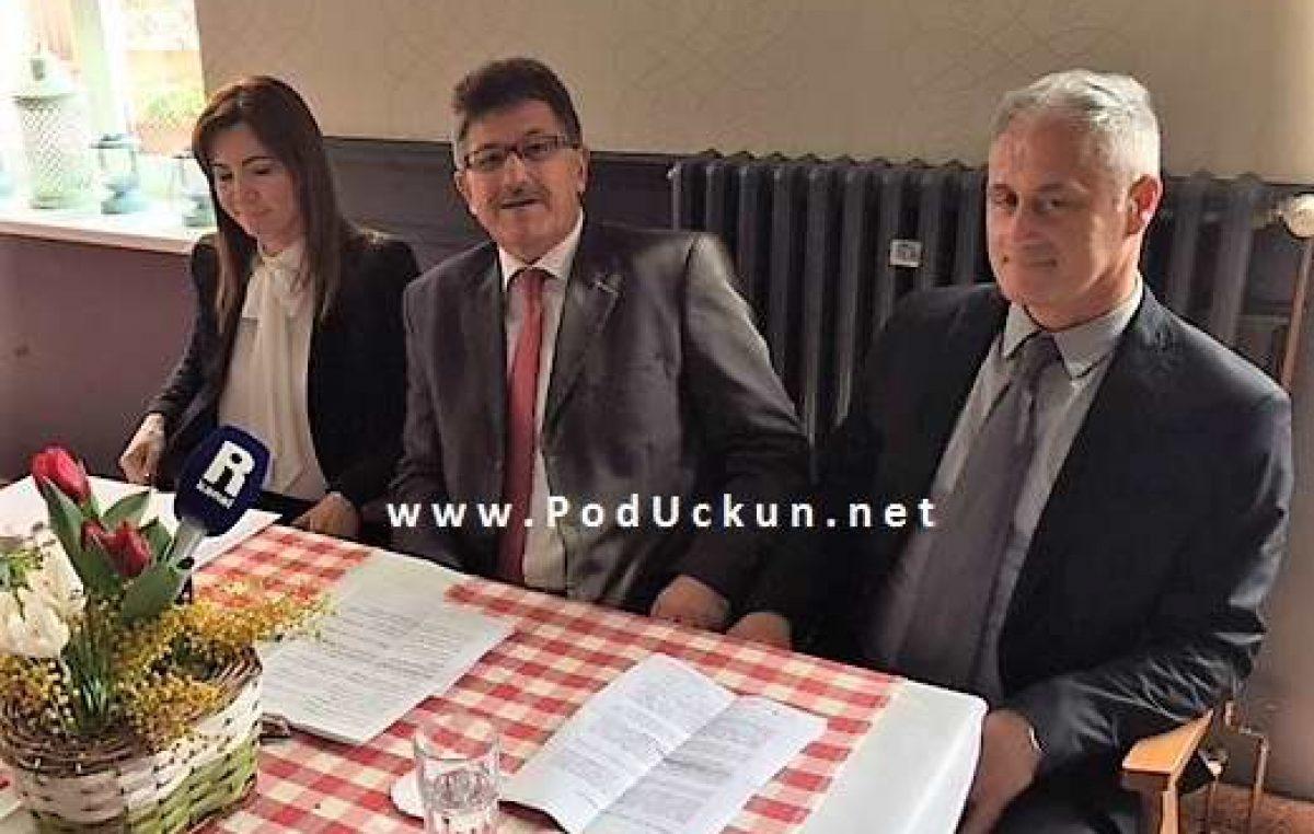 Emil Priskić zamjenik Dujmiću: Jamčimo stabilnost, sigurnost i odlučnost