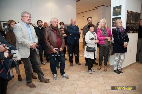 Foto Luigi Opatija, Galerija Laurus, Op?ina Lovran, Otvorenje i