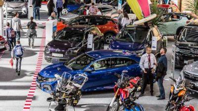 Počinje 7. Exclusive Auto Moto Show: Brojne premijere i atrakcije do nedjelje u dvorani Centra Zamet!