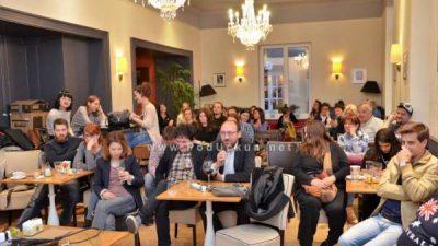 Opatija Coffeehouse Debates – Predavanje 'Is Whistleblowing a Duty?'