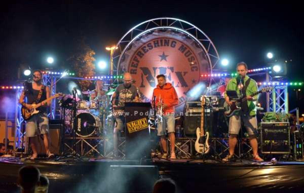Ribarska fešta uz Night express band odgađa se za naredni utorak @ Lovran
