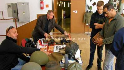 Peti međunarodni susret kolekcionara militarije –  vojne memorabilije, policijskog i vatrogasnog znakovlja ove subote