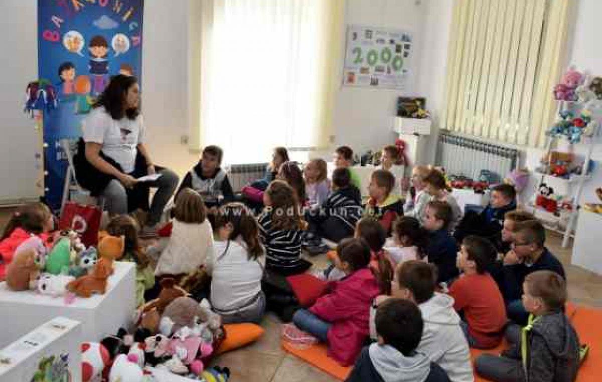 """Društvo """"Naša djeca"""" Opatija – ogranak Lovran poziva svu djecu na Bajkaonicu"""