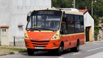 Autotrolej će i dalje obavljati javni prijevoz na području grada Opatije, grad će plaćati 1,4 milijuna kuna više