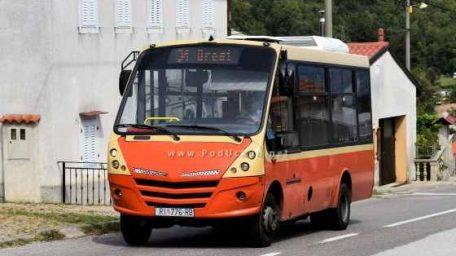 Od 13. lipnja nedjeljom i blagdanom vozit će autobus za Učku