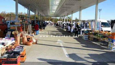 VIDEO: Regionalna veletržnica u srijedu će ugostiti Sajam robe široke potrošnje @ Matulji