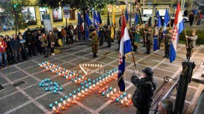 Sjećanje na žrtve Vukovara i Škabrnje sutra na Mrkatu