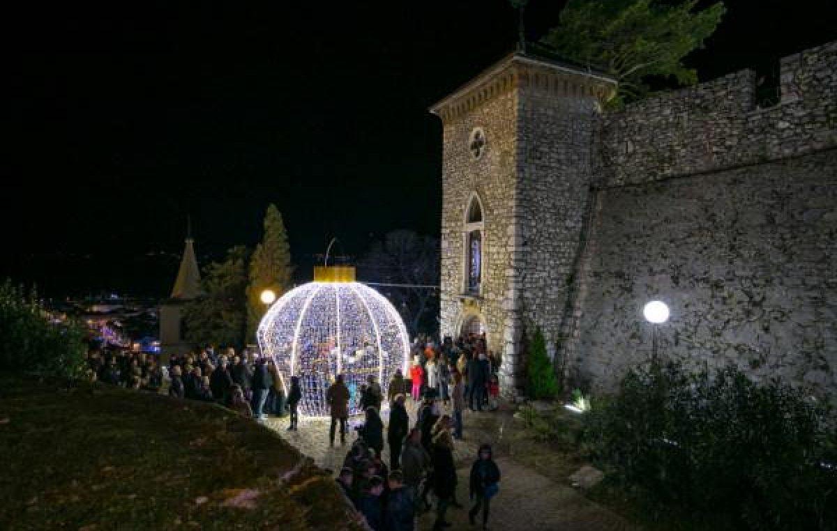 Uskoro počinje Advent na Gradini – Trsatski kaštel ponovo će odjenuti svjetlucavo ruho od stotina tisuća lampica