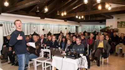 Andrejna 2018. – Svečanost u čast svih generacija ribara i pomoraca našeg kraja ove subote u Mošćenicama