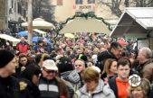Podnevni tulum na Staru godinu – Kastav i ove godine dočekuje 'zadnje polne'