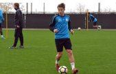 HNK Rijeka – Adrian Liber pozvan u U20 reprezentaciju Hrvatske