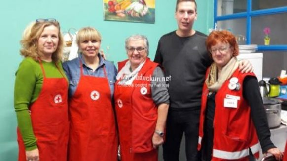 Donatorski ručak za potrebite – U Crvenom križu Opatija nastavljen projekt Kristijana Brke