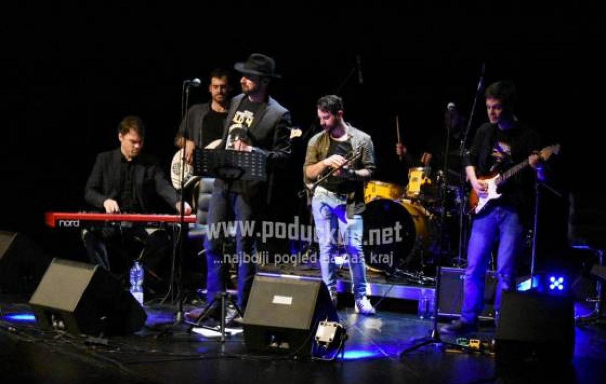 Riccardo Staraj & Midnight Blues band ovog petka u Labinu