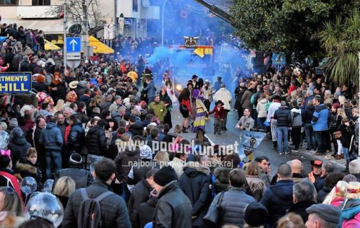 Pust 2019.  Karneval u Lovranu – Program događanja