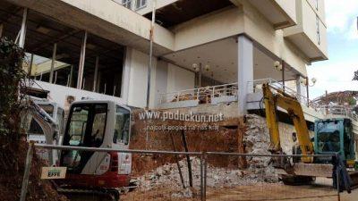 Zbog rekonstrukcije hotela Paris zatvaraju se dijelovi prometnica @ Opatija