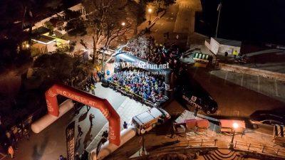 Otkazana utrka 100 milja Istre