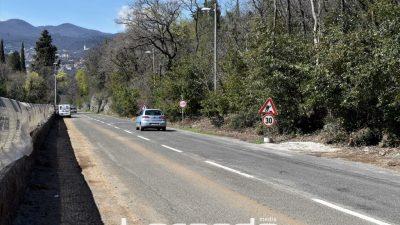 Opatijska ulica zatvara se za sav promet sljedećih pet mjeseci